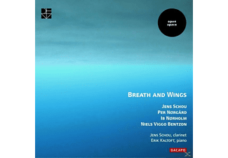Erik Kaltoft - Breath And Wings - (CD)