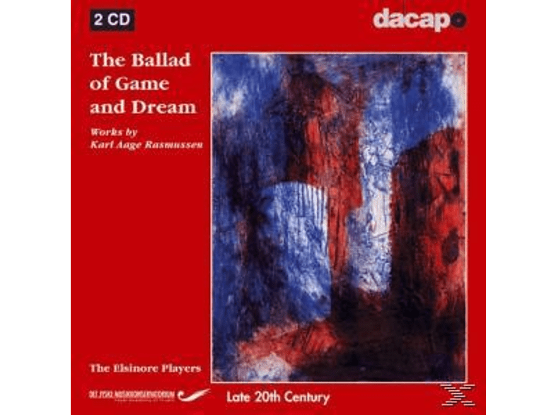 The Elsinore Players - The Ballad Of Game And Dreams [CD]