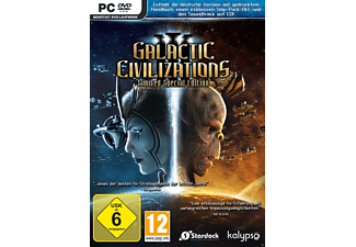 Galactic Civilizations 3 (Limited Edition) - PC