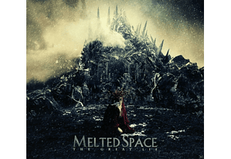 Melted Space - The Great Lie - (CD)