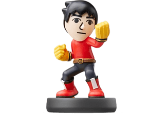 AMIIBO Super Smash Bros: Mii Brawler