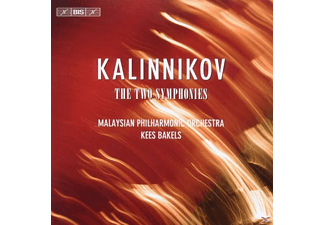 Malaysian Philharmonic Orchestra, Kees Bakels - Die zwei Symphonien - (CD)