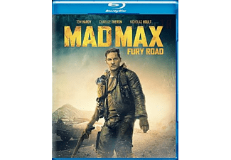 Mad Max - Fury Road Blu-Ray