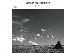 Sokratis Sinopoulos Quartet - Eight Winds (CD)