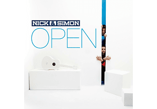 Nick & Simon - Open | LP