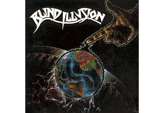 Blind Illusion - The Sane Asylum - (CD)