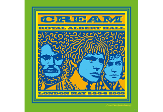 Cream - Royal Albert Hall 2005 - (Vinyl)