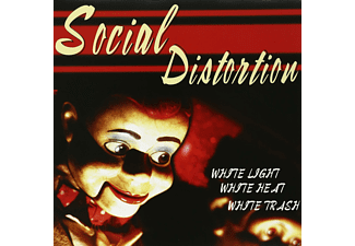 Social Distortion - White Light, White Heat, White Trash (Vinyl LP (nagylemez))