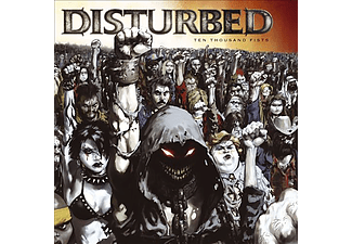 Disturbed - Ten Thousand Fists (Vinyl LP (nagylemez))
