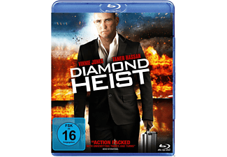 Diamond Heist - (Blu-ray)