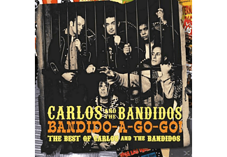 The Bandidos - Bandido-A-Gogo! - (CD)