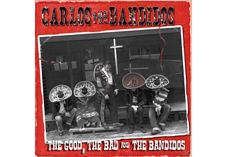 The Bandidos - The Good, The Bad And The Bandidos - (CD)