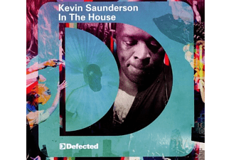 Kevin & Various Saunderson, Kevin (mixed By) Various/saunderson, VARIOUS - Kevin Saunderson In The House - (CD)