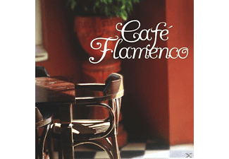 VARIOUS - Cafe Flamenco - (CD)
