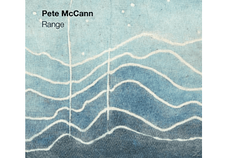 Pete Mccann - Range - (CD)