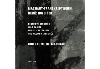Hillard Ensemble - Machaut-Transkriptionen - (CD)