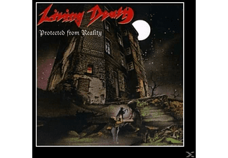 Living Death - Protected From Reality (Ltd.Grey/Red Splatter Vin) - (CD)