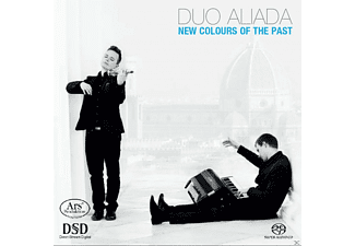 Duo Aliada - New Colours Of The Past [SACD Hybrid]