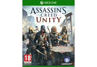 Assassin's Creed: Unity (Xbox One)