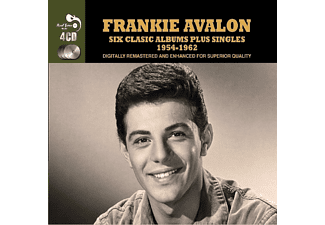 Frankie Avalon - 6 Classic Albums [CD]