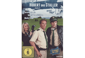 Hubert & Staller -  Staffel 2 - (DVD)