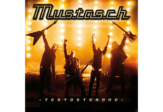 Mustasch - Testosterone [CD]