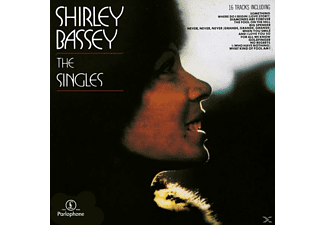 Shirley Bassey - The Singles - (CD)
