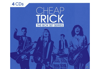 Cheap Trick - The Box Set Series [CD]