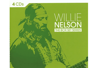 Willie Nelson - The Box Set Series [CD]