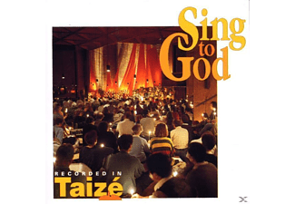 VARIOUS - Taize: Sing To God - (CD)