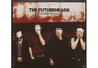 The Futureheads - This Is Not The World [CD]