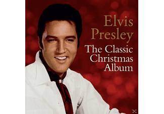 Elvis Presley - The Classic Christmas Album - (CD)