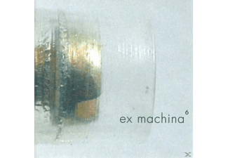 Ollertz - Ex Machina Vol.6 - (CD)