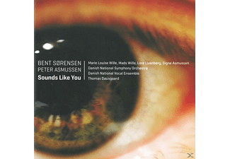 Bent Sörensen - Sounds like you/Intermezzi - (SACD Hybrid)