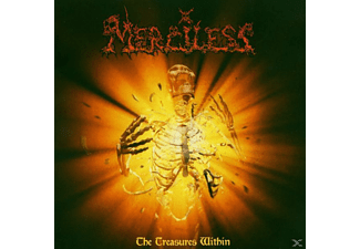 Merciless - The Treasures Within - (CD)