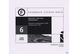 Michael Von Biel - Cellomusiken - (5 Zoll Single CD (2-Track))
