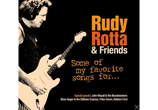 Rudy Rotta & Friends - Some Of My Favorite Songs For... - (CD)