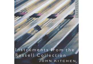 John Kitchen - Instruments From The Russell Coll. - (CD)
