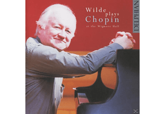 David Wilde - Wilde Plays Chopin At The Wigmore - (CD)