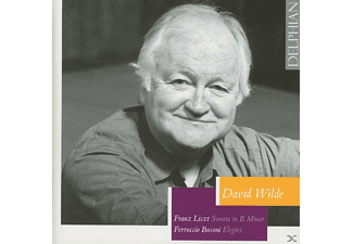 David Wilde - Klaviersonate h-moll/Elegien - (CD)