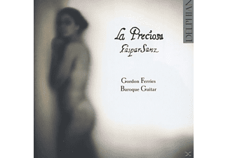 Gordon Ferries - La Preciosa - Gitarrenwerke - (CD)