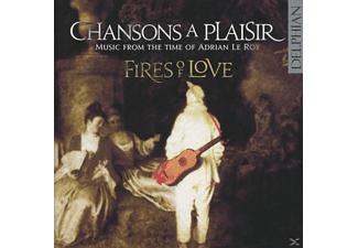 Fires Of Love - Chansons A Plaisir - (CD)