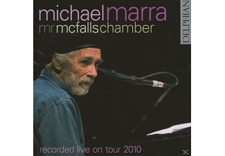 Michael/mr Mcfalls Chamber Marra - Live On Tour 2010 - (CD)