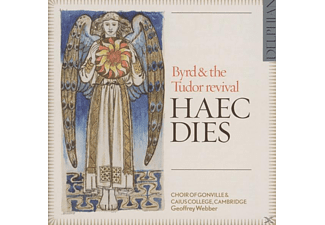 Gonville & Caius Coll.Choir Cambridge/Webber - Haec Dies-Byrd & The Tudor Revival - (CD)