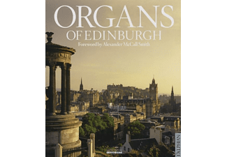 DIVERSE/ORGEL - Organs Of Edinburgh (Buch+4 CD) - (CD + Buch)