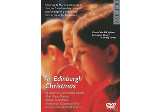 ST Marys Cathedral Choir Edinburgh/Owens - An Edinburgh Christmas - (DVD)