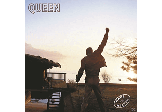 Queen - Made In Heaven (Limited Black Vinyl, 2LP) [Vinyl]