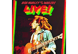 Bob Marley & The Wailers - Live! (Limited Lp) [Vinyl]
