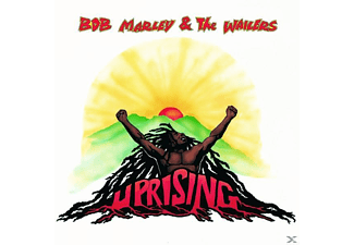 Marley, Bob & Wailers, The -  Uprising (Limited Lp) [Βινύλιο]
