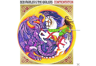 Marley, Bob & Wailers, The -  Confrontation (Limited Lp) [Βινύλιο]